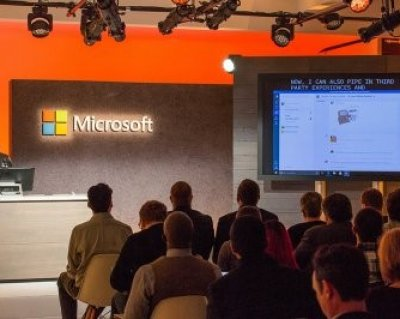 Connect Creatively with Microsoft's New Workplace Messaging Service