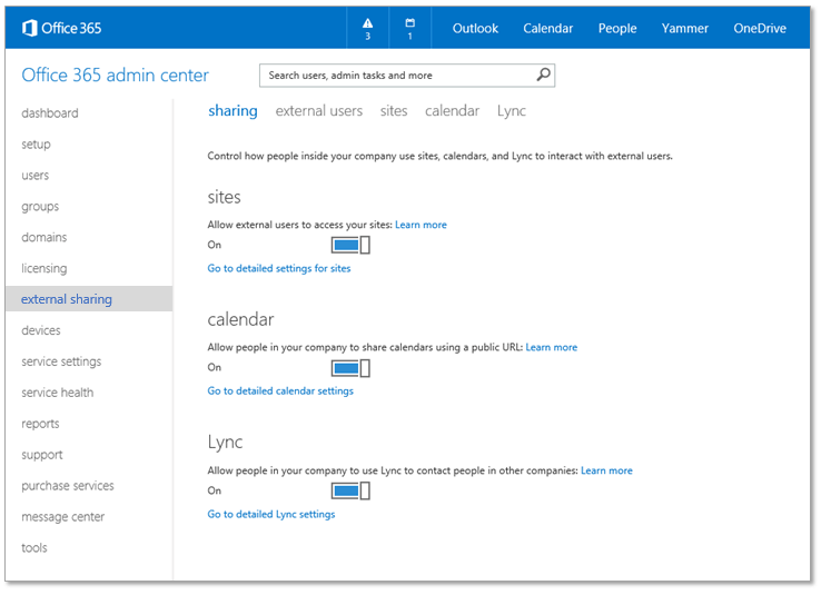 ... Office 365 Admin Center Preview