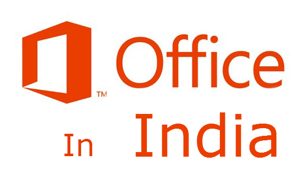 Office365 in India