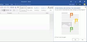 OneDrive co-authoring