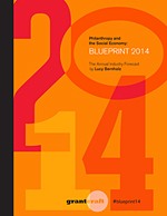 Bernholz' 2014 report on philanthropy and technology