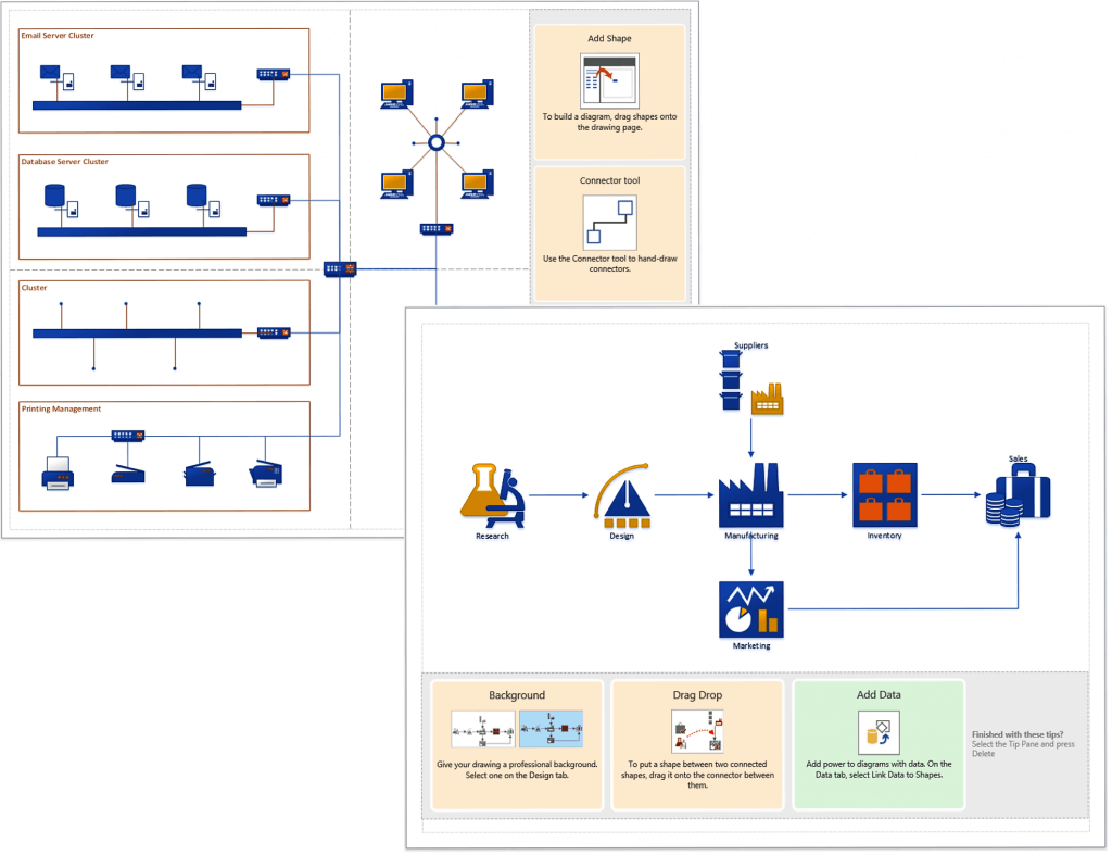 Cgnet Services Visio 2016 Microsofts Industry Leading Diagramming